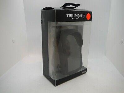 Triumph Handlebar Mount Cell Phone Holder, 70mm X 130mm, A9510291, New