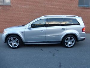 2012 Mercedes-Benz GL-Class 350 BlueTec A.M.G SPORTS PKG