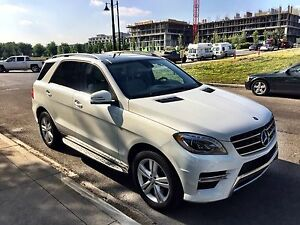 2014 ML350 Bluetec *Low KM*