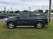 2008 Ssangyong Kyron M200 Xdi 4x4 ***TURBO DIESEL AUTOMATIC**** Maddington Gosnells Area Preview
