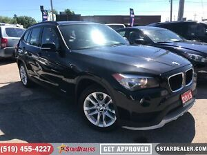 2015 BMW X1 xDrive28i | ONE OWNER | LEATHER | PANO ROOF