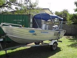 Aluminium Fishing Boat Condon Townsville Surrounds Preview