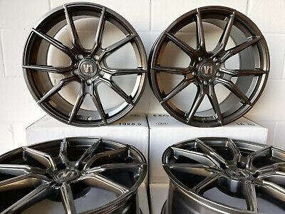 V1 Wheels V1 8,5 x 19 5 X 112 ET 35 Daytona Grau Felgen Mercedes  Alufelgen