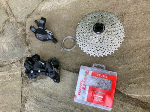 New SRAM NX 1X 11 Speed 4 Piece MTB Mountain Bike Group Groupset