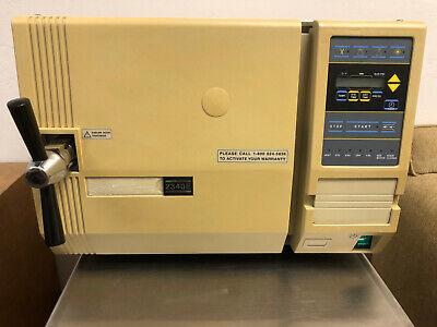 Tuttnauer 2340e Autoclave Steam Sterilizer For Dental Veterinary Tattoo