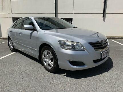 Toyota Aurion 2009 Arundel Gold Coast City Preview