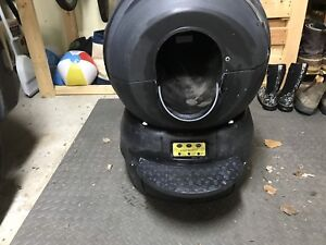 Kitty Robot Litter