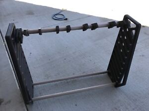 Beta Project paintball/airsoft marker rack system