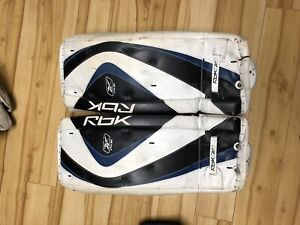 Goalie gear, lacrosse, floor ball