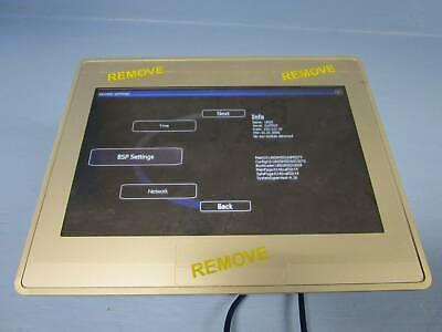 Uniop Etop07 Operator Interface Panel Touchscreen 7 Ethernet Etop407u301