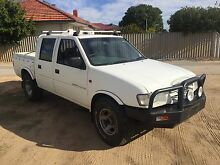 1999 Holden Rodeo Dual Cab 4x4 turbo Diesel St James Victoria Park Area Preview