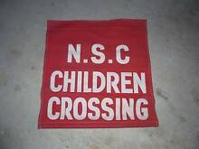 Northcote Shire Council School Crossing Flag Doreen Nillumbik Area Preview