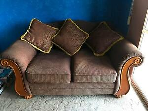 Chesterfield 3 piece sofa set - good price reduction for cash Caboolture Caboolture Area Preview