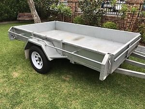 Box Trailer Galvanised Tipper Disc brakes 2014 model Fairy Meadow Wollongong Area Preview
