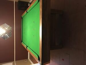 *PARTS ONLY* Brunswick Bristol 2 Pool Table *PARTS ONLY*