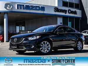 2014 Mazda Mazda6 GS Moonroof Heated Seats Rear Cam Keyless