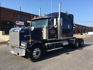 2004 Western Star 4900 Mercedes MBE4000 13 Speed Highway Truck