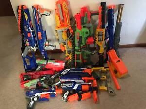 Nerf equipment