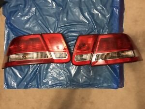 2003-2007 Saab 9-3 93 Rear Tail Lights