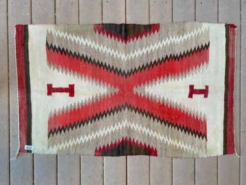 Vintage Eyedazzler Navajo Rug