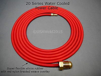 25 Power Cable For 20 24w Torches Weldcraft 45v04 45v04r Ck Worldwide 45v04r