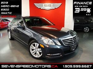 2013 Mercedes-Benz E-Class E 300 4MATIC NAVI|CERTIFIED|1YR WARRA