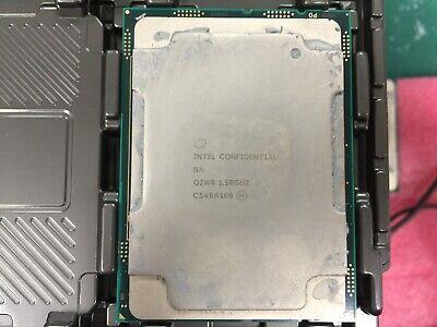 Intel Xeon Platinum 8153 ES QJW0 1.5GHz 22MB 16Core 120W 32Threads LGA3647 CPU