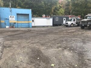 Industrial/commercial yard for lease
