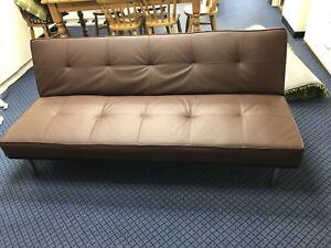 Brown Lounge Futon