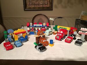 Lego Duplo Disney Cars complete sets