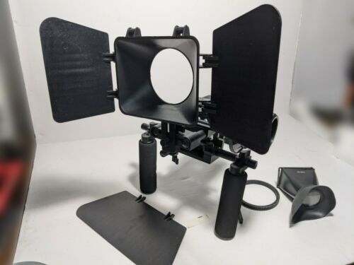 Neewer DSLR Movie Video Making Rig Set System Kit with Screen Magnifier