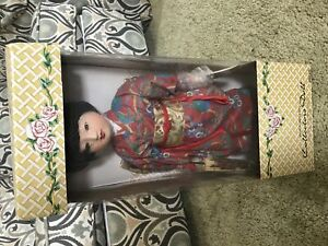 Crowne collectors Porcelain doll