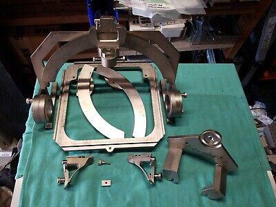 Radionics Cosman-roberts-wells Crw Neurosurgery Stereotactic Head Frame Accessor