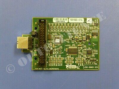 National Instruments Usb-6009 Oem Data Acquisition Card Ni Daq Multifunction