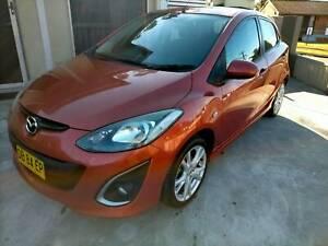 2010 Mazda Mazda2 Genki 5 Sp Manual 5d Hatchback