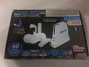 Wireless 60 Gaming Console/System