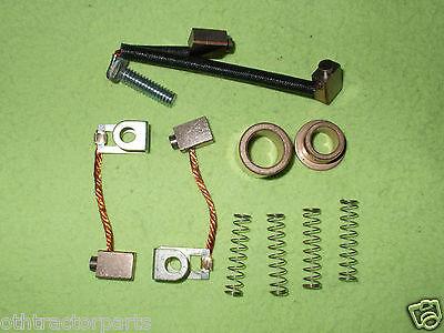 (Briggs & Stratton Electric Starter Bushing Brush Set Kit 395538 C/E Frame 9100)