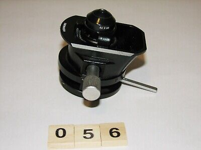 Leitz Transmitted Light Brightfield Condenser For Black Ortholux Microscope