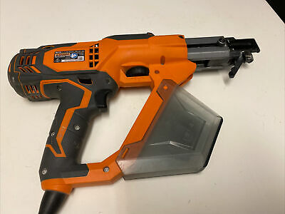 Ridgid R6791 Corded Electric Drywall Screw Gun