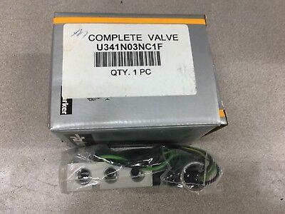 New In Box Parker Valve U341n03nc1f