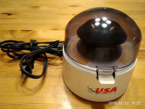 USA Scientific Mini Centrifuge Model SD