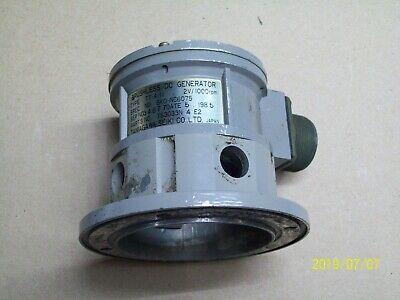 Tamagawa Dc Generator Tt-a-11 Bko-nc6075 Ts3033n 5 E2 Ts3033n 4 E2