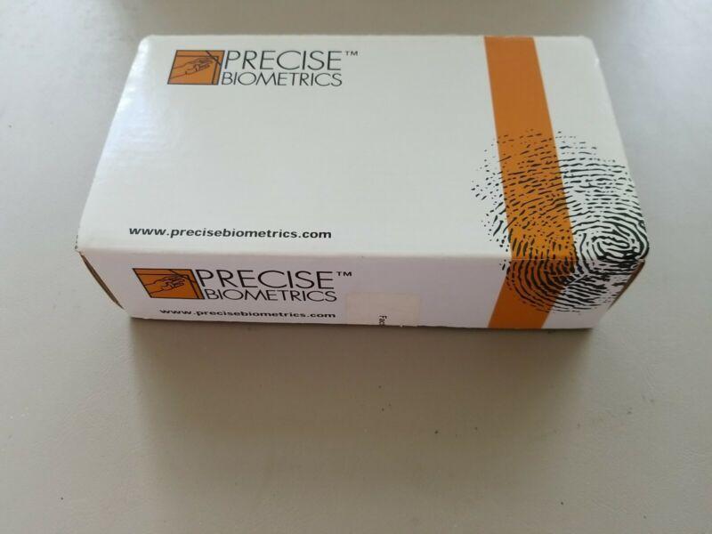Precise Biometrics 200 MC Fingerprint And Smart Card Reader
