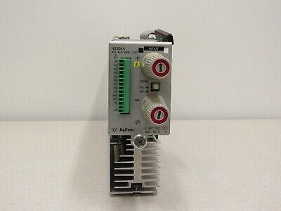 Hp Agilent Keysight N3304a  60v 60a 300w Electronic Load Module