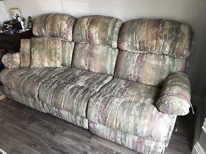 LazyBoy Sofa and Loveseat (reclining)