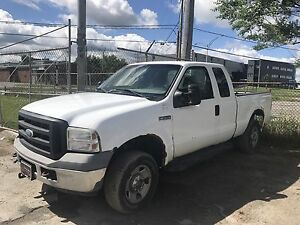 Ford F-250 4x4 2006