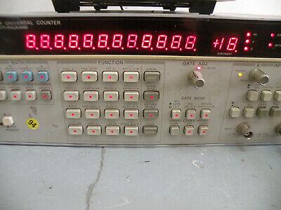 Hewlett Packard 5335a 200mhz 2ns Universal Counter Auto-trigger Hp-ib