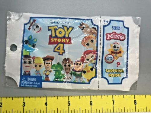 NEW Forky Mystery Minis Series 1 Toy STORY 4 Blind BAG Figure MIP Disney PIXAR