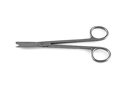 Spencer Stitch Scissors 3.5 Suture Hook Tip Pack Of 2 New Surgical Instruments