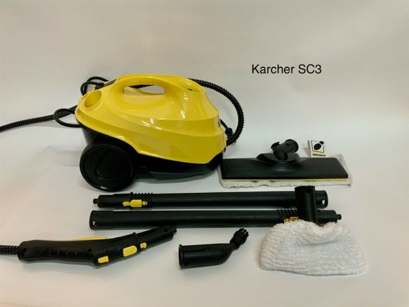 Karcher SC 3 EasyFix Steam Cleaner Made in Germany